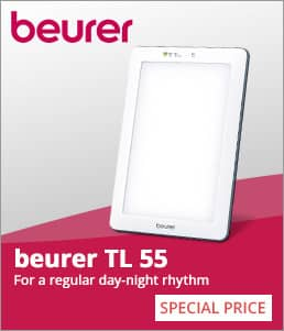 beurer TL 55 Day & Night Daylight Lamp