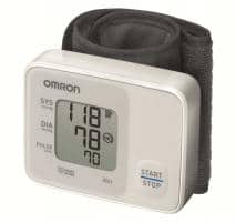 OMRON RS1 (HEM-6120-D) Wrist Blood Pressure Monitor