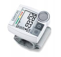 Sanitas SBC 55 Speaking wrist blood pressure monitor