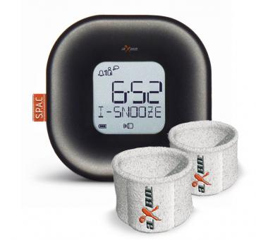 Retour aXbo COUPLE CARBON METALLIC Sleep Phase Alarm Clock