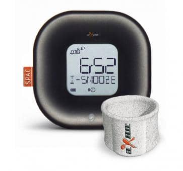 aXbo SINGLE CARBON METALLIC Sleep Phase Alarm Clock