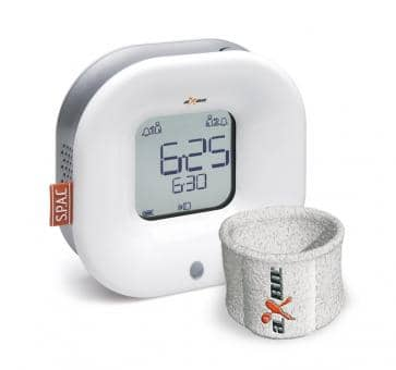 aXbo SINGLE WHITE Sleep Phase Alarm Clock