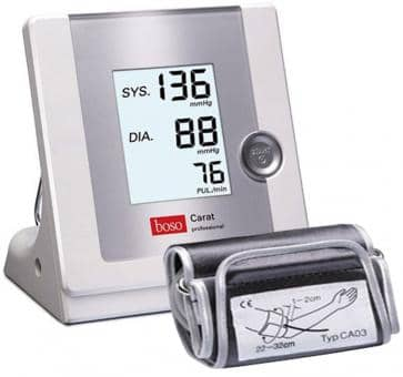 boso carat professional E - Tensiomètre automatique