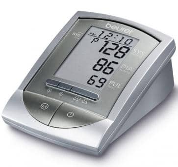 beurer BM 16 Upper Arm Blood Pressure Monitor