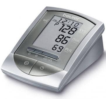 beurer BM 16 Upper Arm Blood Pressure Monitor
