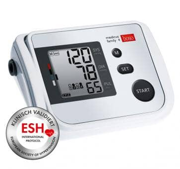 boso medicus family 4 XL Upper Arm Blood Pressure Monitor