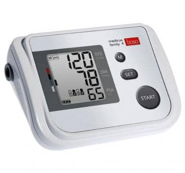 Return boso medicus family 4 upper arm blood pressure monitor