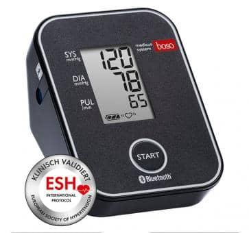 boso medicus system wireless upper arm blood pressure monitor