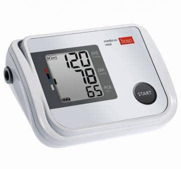 Return boso medicus vital upper arm blood pressure monitor
