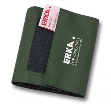 ERKA Green Cuff Taille 3 (20,5 - 28 cm) Superb Rapid Brassard Deux Tuyau Connexion