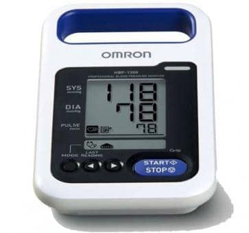 OMRON HBP-1300 (HBP-1300-E) Tensiomètre Électronique Bras