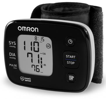 OMRON HG3 Tensiomètre Electronique Poignet (HEM-6140-D)