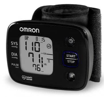 OMRON HG5 Precision Tensiomètre Electronique Poignet (HEM-6150-D)