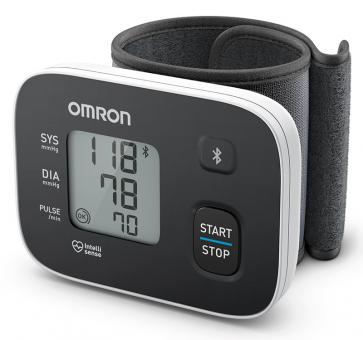 OMRON RS3 Intelli IT (HEM-6160T-D) Poignet moniteur de pression artérielle