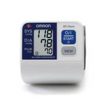 Blood Pressure Monitor du poignet OMRON RX Classic II