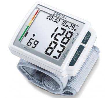 Sanitas SBC 41 Wrist blood pressure monitor