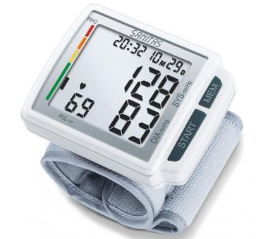 Return Sanitas SBC 41 Wrist blood pressure monitor