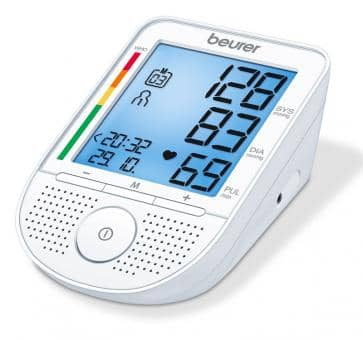 beurer BM 49 Upper Arm Blood Pressure Monitor