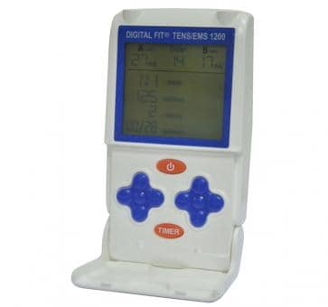 Appareil d' Electrostimulation DIGITAL FIT TENS/EMS 1200