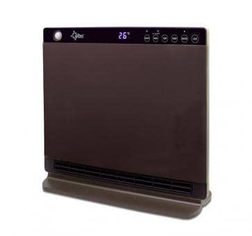 Suntec Heat Screen 1800 chocolate PTC chauffage