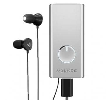 Valkee 2 Light Headset Light Therapy Device silver