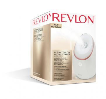 Revlon Ultimate Glow sauna facial