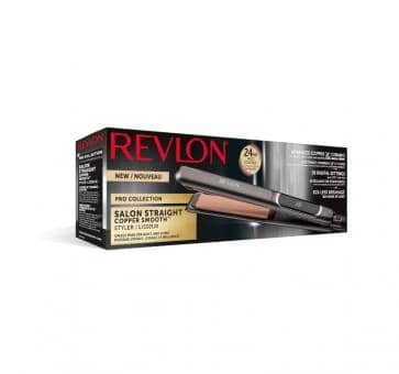 Revlon Pro Collection Salon Straight Copper Smooth lisseur