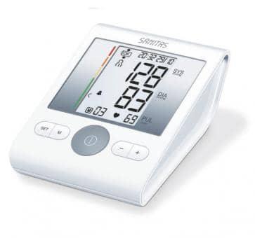 Sanitas SBM 22 Upper Arm Blood Pressure Monitor