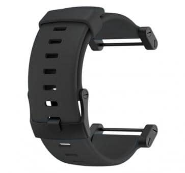SUUNTO CORE GRAPHITE CRUSH SILICONE Armband-Set