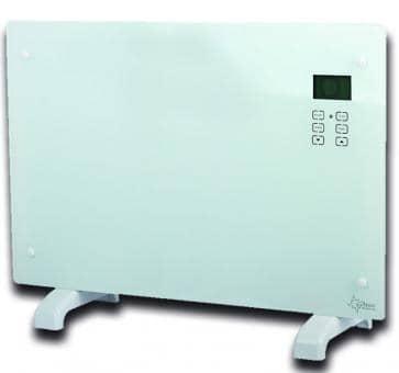 Écran thermique Suntec 2,000 blanc convecteur de verre