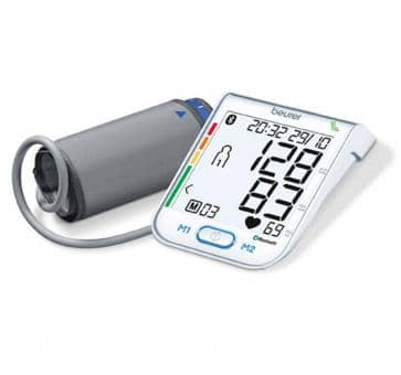 Retour beurer BM 77 Upper Arm Blood Pressure Monitor with Bl